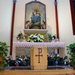 Altare presente a Monza