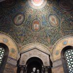 parte soffitto chiesa di Milano