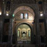 Parte interna della chiesa di Milano