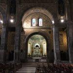 Parte della chiesa Corpus Domini di Milano