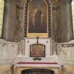 parte interna chiesa Corpus Domini