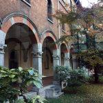 parte della chiesa del Corpus Domini