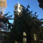 Campanile chiesa visto dall'esterno