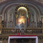 Basilica corpus domini vista interno