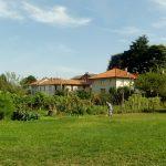 Giardino interno Convento Legnano