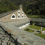 Monastero di Quart visto dall'alto