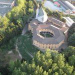 Monastero di Lodi visto dall'alto