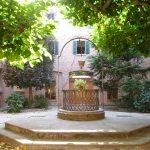 Pozzo interno al monastero