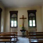 Cappella vista dall'interno