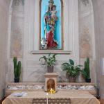 Piccolo luogo nella chiesa interna