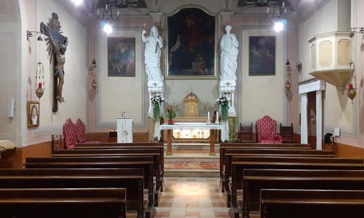 Chiesa del convento di Bologna