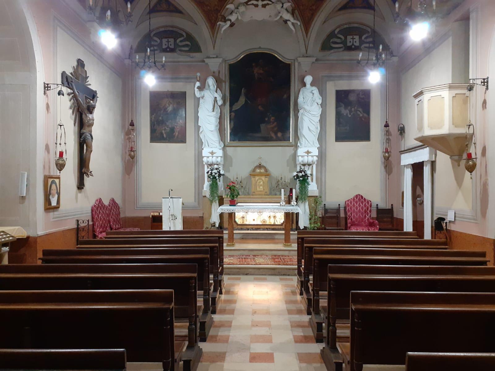 Chiesa interna convento