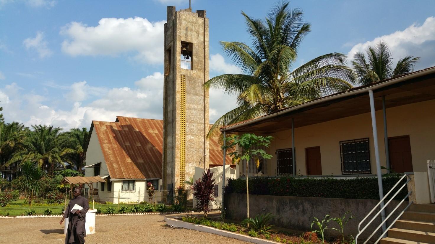 Convento Santi Anna e Gioacchino di Nkoabang