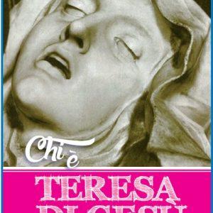 """il libro """"Chi è Teresa di Gesù"""""""
