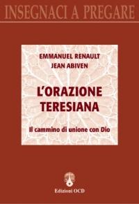 """il libro """"L'orazione teresiana"""""""