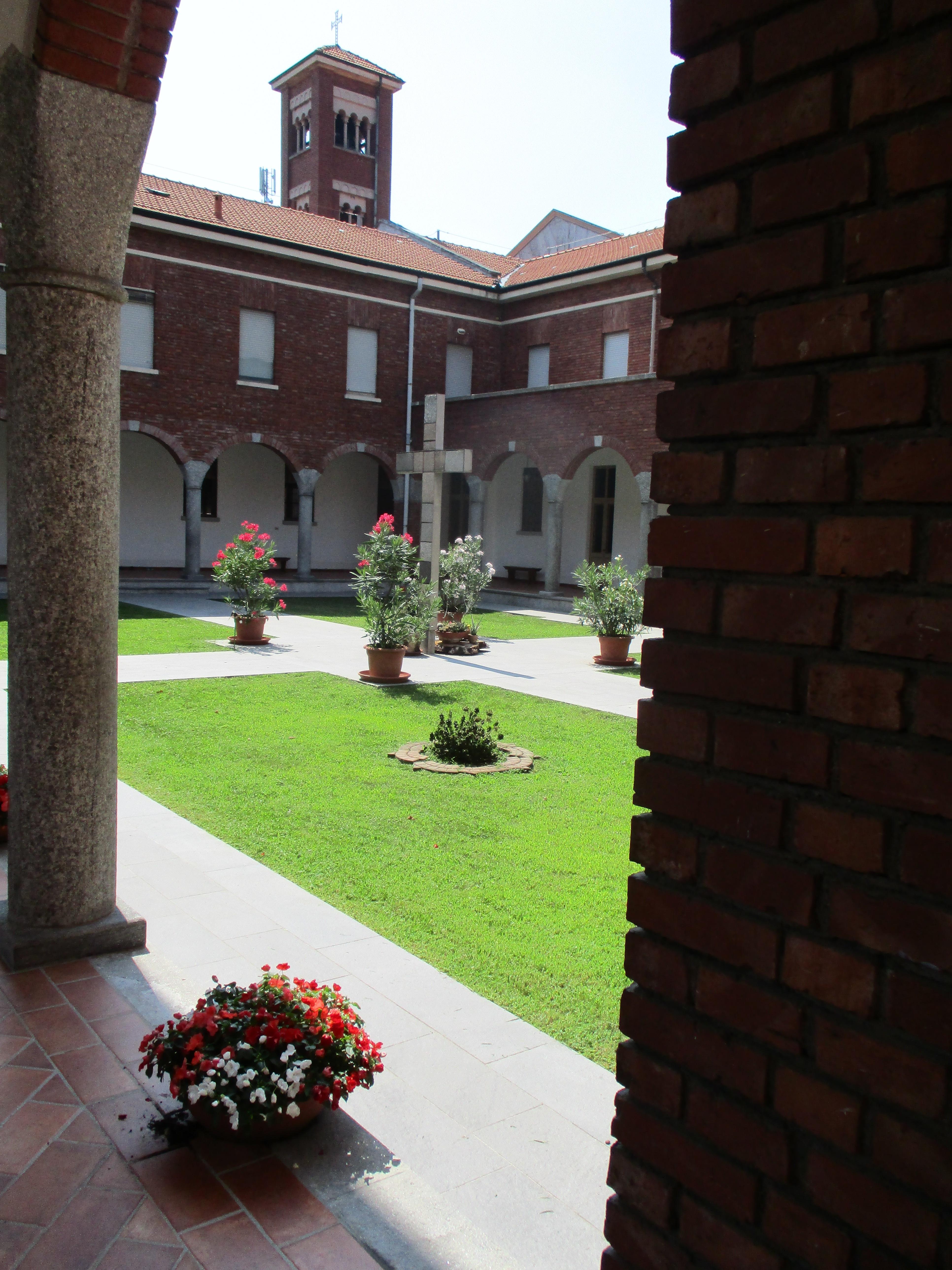 Chiostro monastero di Legnano