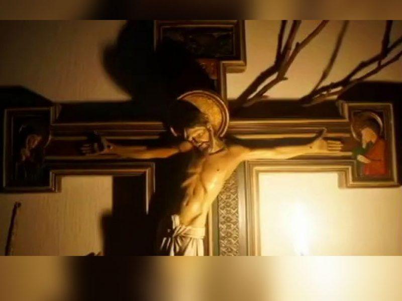 Crocefisso con Gesù