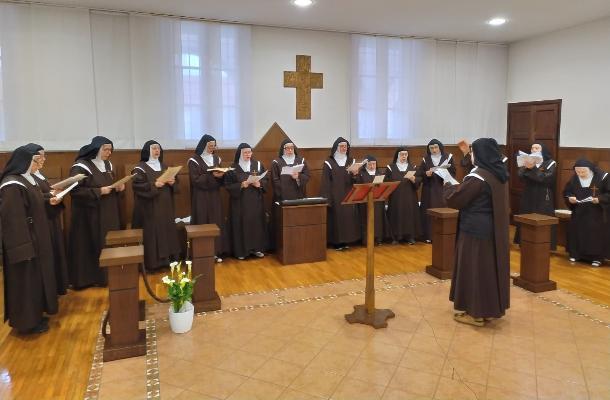 Coro del monastero di Legnano
