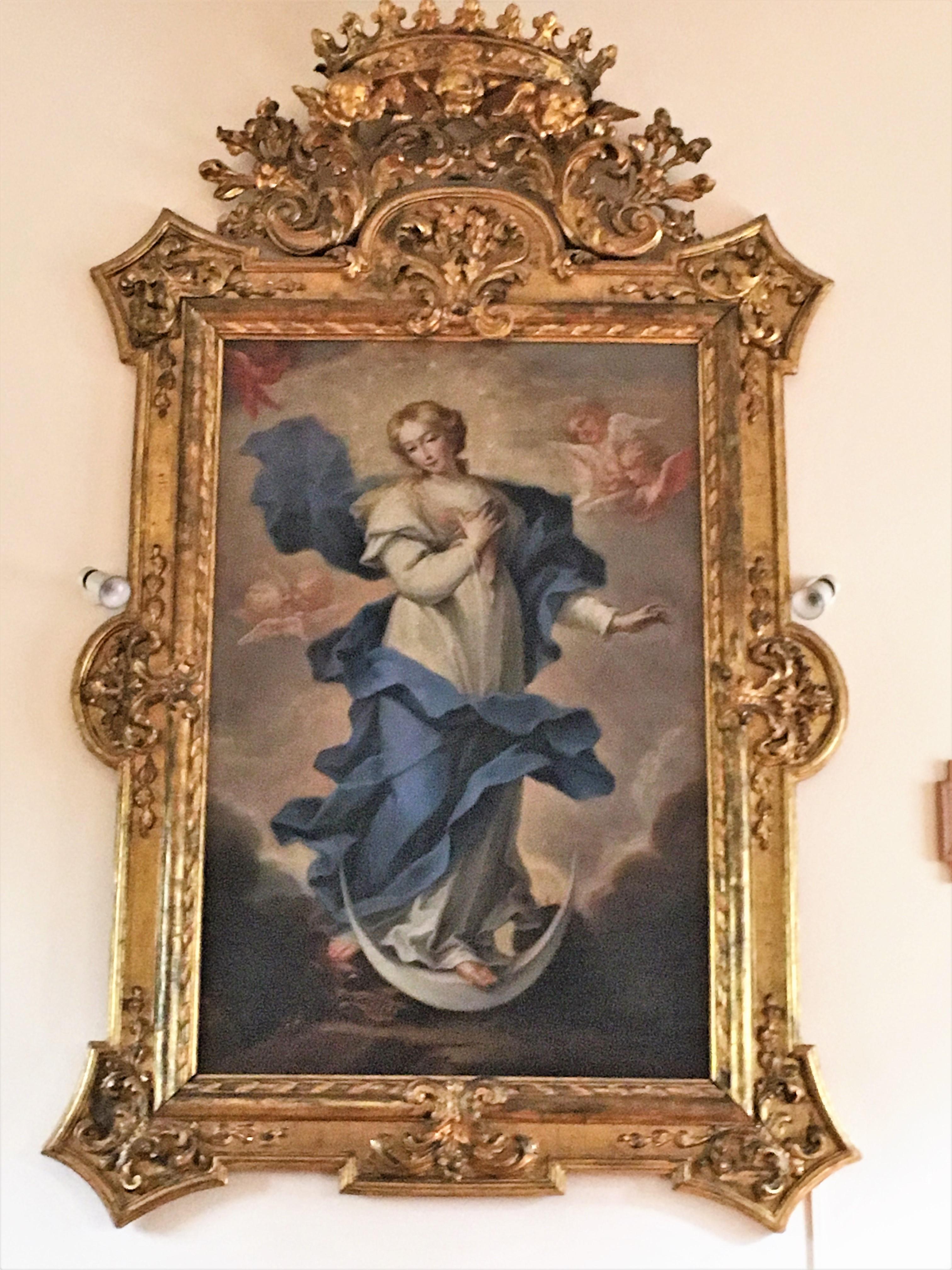 Quadro presente a Piacenza