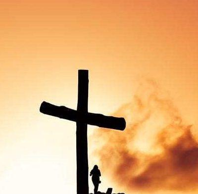Croce su un monte