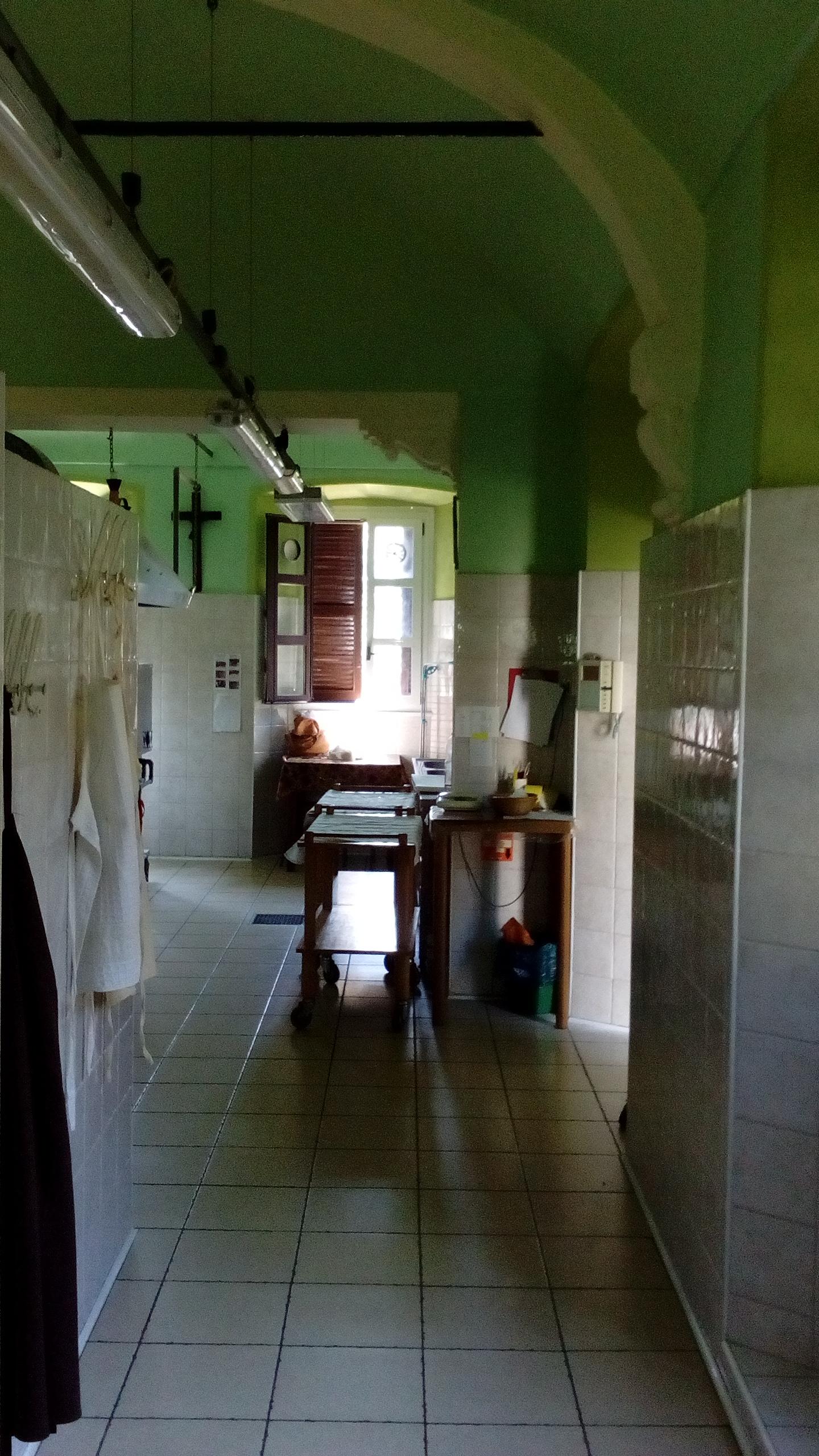 cucina del Convento
