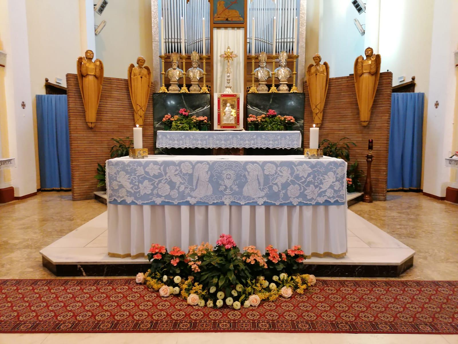 Altare di una chiesa